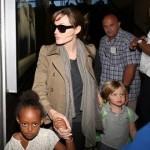 Breaking! Zahara Jolie-Pitt Got Her Ears Pierced