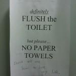 I Hate Bossy Bathrooms