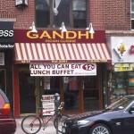 Questionable Restaurant Promotion