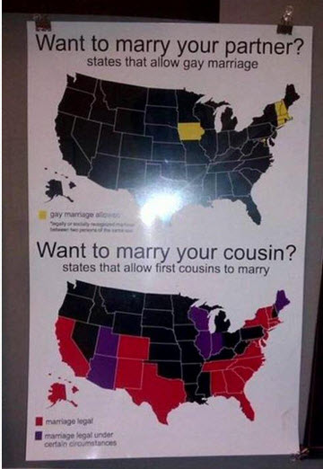 Through how to have sex with your cousin
