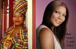 queen latifah before after