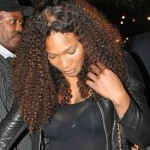 OMG! What's Going On With Serena Williams's Weave?!