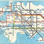 World Subway Map: Nice Idea or Nightmare?