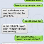 5 (Hilariously Funny) Breakups Instigated By Autocorrect