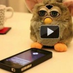Siri and Furby = Fast Friends