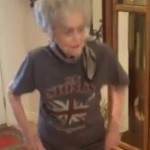 Please Stop, Grandma. You're Embarrassing Me…