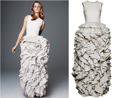 Shop H M S First Eco Friendly Wedding Dress You Ll Never