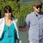 PHOTOS: Jessica Biel Finally Flashes Her Engagement Ring!