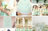 Mint-themed-wedding
