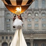 Whoa: A 1.85-Mile Wedding Dress Train Just Broke The World Record In Romania