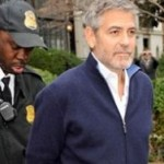 George Clooney's Going To Jail…