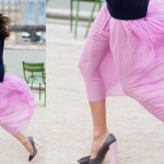 This Lavender Skirt Is Having A Moment On Pinterest: Here's How You Can, Too