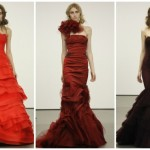 Vera Wang Is Seeing Red For Bridal (Plus, The 10 Most Memorable Gowns From Bridal Week)