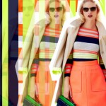 Bigger, Bolder, Brighter, Stronger: This Season's Stripe Is A Loud One