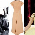 Calvin Klein's Katniss Dress AND A Katniss Barbie Doll: Hunger Games Fans, It's Your Lucky Day