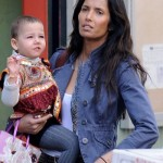 Cute Kid Alert! Padma Lakshmi's Daughter, Krishna Thea Lakshmi-Dell, Rocks a (Super!) Short New 'Do