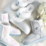 "UGG Just Launched A Bridal Collection! Would You Wear Their ""I Do!"" Styles?"