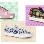 Shop The Latest Line Of House Of Holland x Superga Funky Printed Sneakers