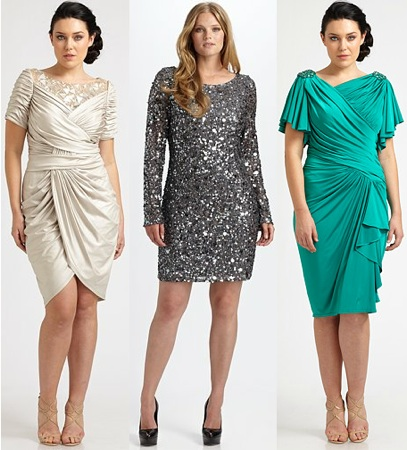 Saks\' Salon Z Has Plus-Size Designer Dresses For Every Occasion, In ...