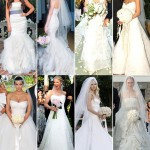 30 Celebrity Brides Who Wore Vera Wang To Their Weddings
