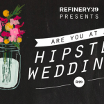 How To Tell If You're At A Hipster Wedding