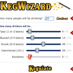 Kegulate How Much Alcohol Your Party Will Need