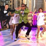 Hey, Sexy Ladiesss! Justin Timberlake Is Jumping For Joy Gangnam Style