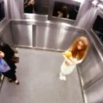 Extremely Scary Elevator Prank