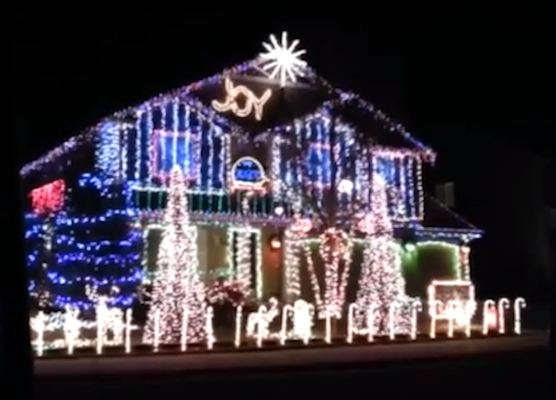 National Lampoons Christmas Vacation Lights