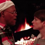 Samuel L. Jackson And Anne Hathaway Have A #SadOff