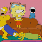The Simpsons Do The Harlem Shake