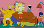 The Simpsons Harlem Shake