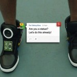 Google Brings Talking Shoes To SXSW