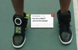Google&#039;s Talking Shoes From The SXSW Conference