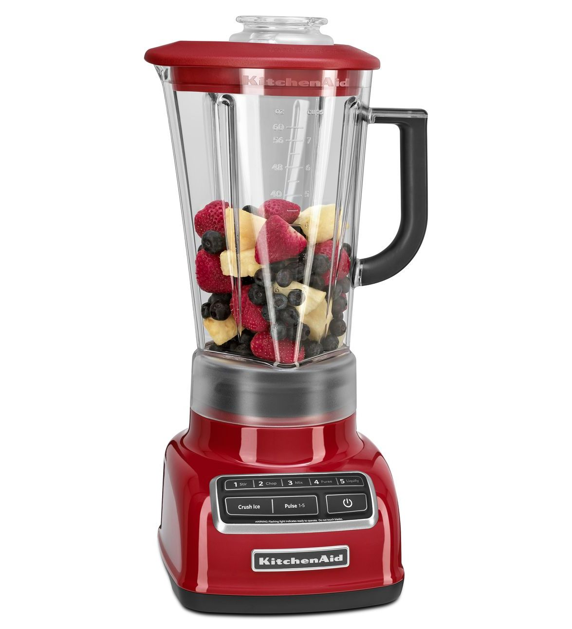 consumer comparison the kitchenaid 5 speed diamond blender the foundist. Black Bedroom Furniture Sets. Home Design Ideas