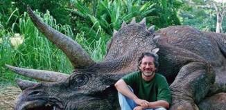 Steven Spielberg killed a dinosaur