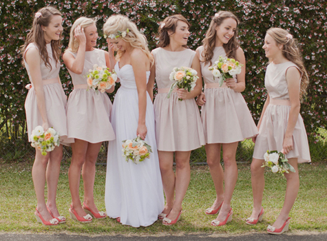 wedding ideas bridesmaids summer brides espadrille wedges are your prettiest and 27929